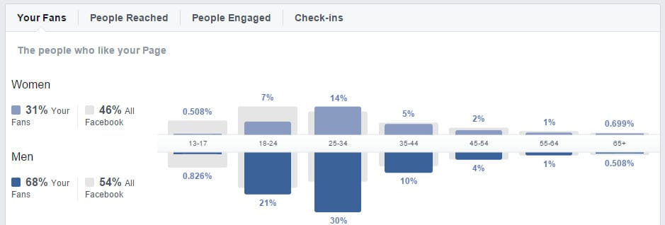 facebook demographic insights